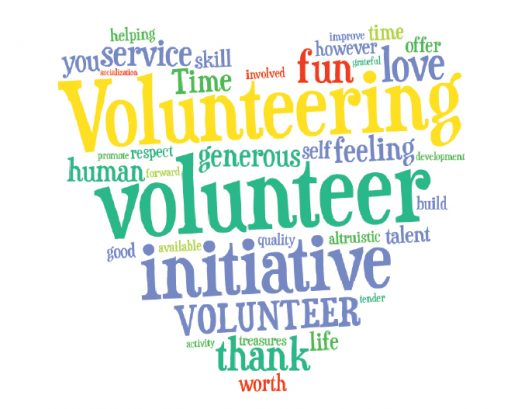 volunteers rock!