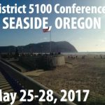 District Conference Seaside