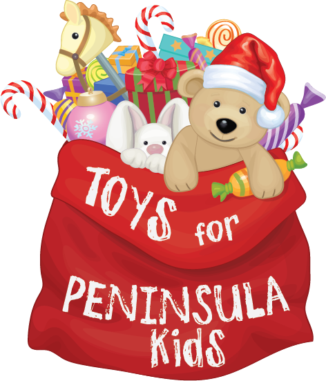 Toys for Peninsula Kids