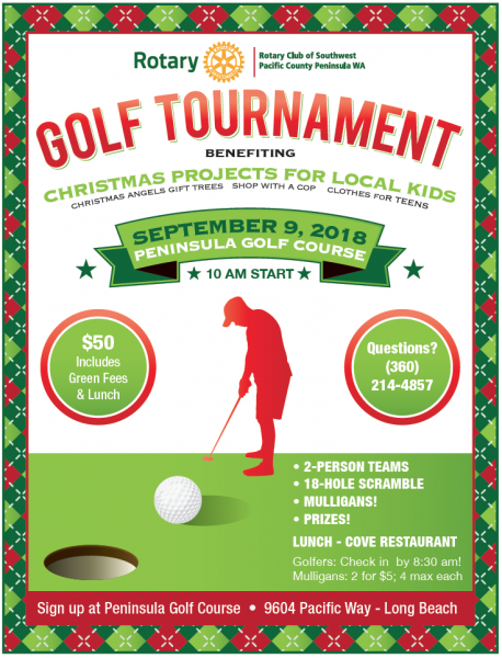 Christmas Projects Golf Tournament