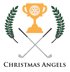 christmas angels golf