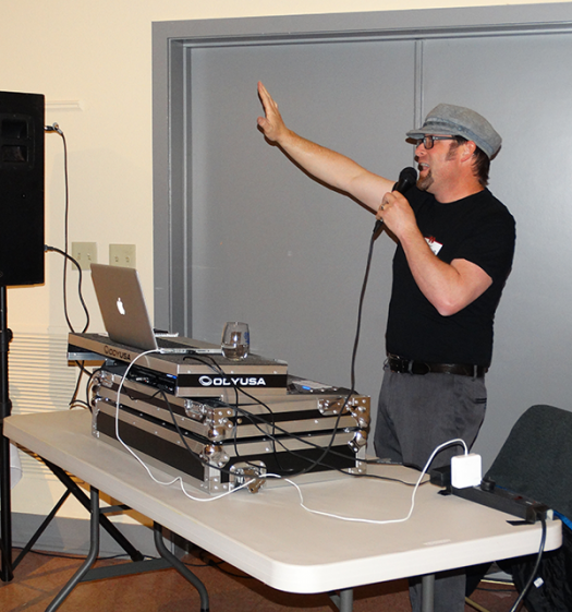 DJ Matt Barnes will be bringing the soul of New Orleans to the Live Auction room, while George Coleman will be performing in the Silent Auction room.